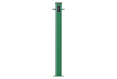 столбики стационарные оцинкованные (тип 502)